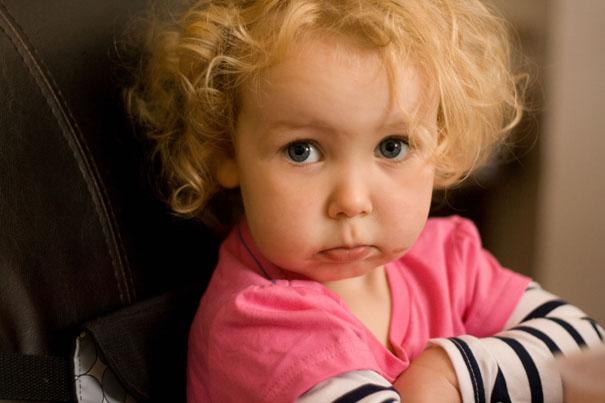 學行寶寶的發展:可怕的兩歲