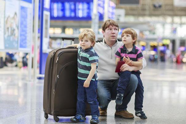 帶兩個或多個孩子去旅行