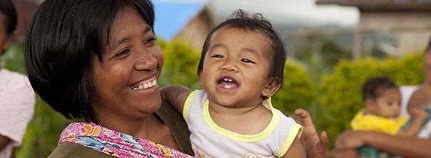 對孩子健康成長的全球承諾