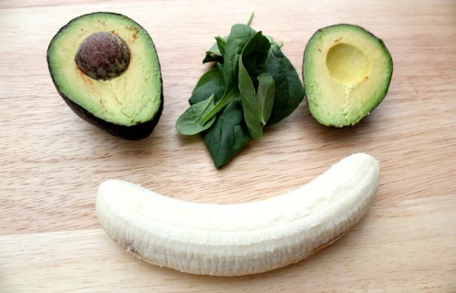 Avocado and Banana Superfood