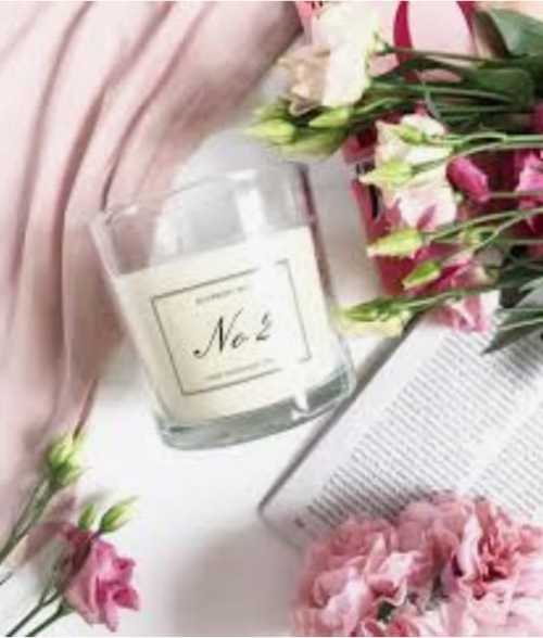 Aldi Luxury Scented Candle