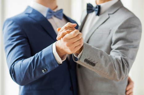Another Gay Single Matched and Married!