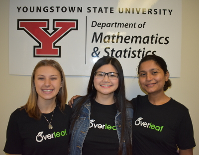Youngstown State University Association for Women in Mathematics Student Chapter