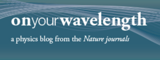 On your wavelength blog logo