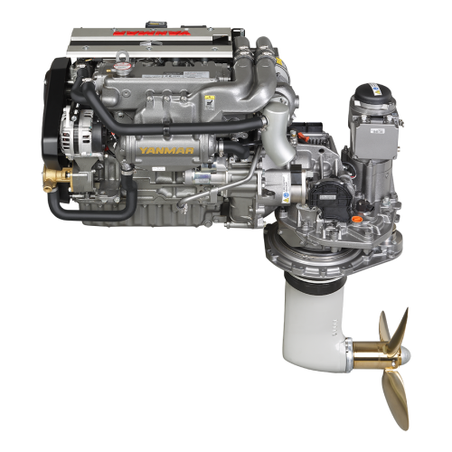 Yanmar sail drive engine