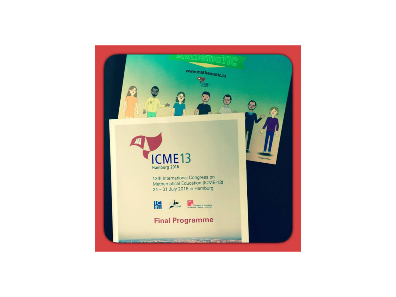 Technology in the Mathematics Classroom: Experiences at ICME-13