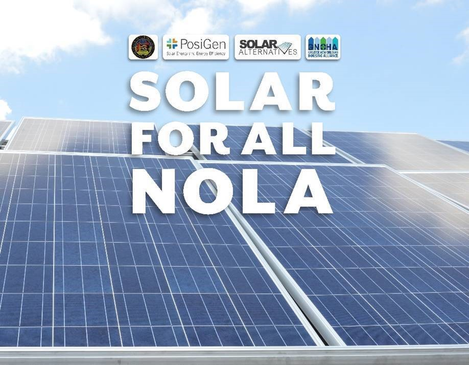 Solar For All NOLA