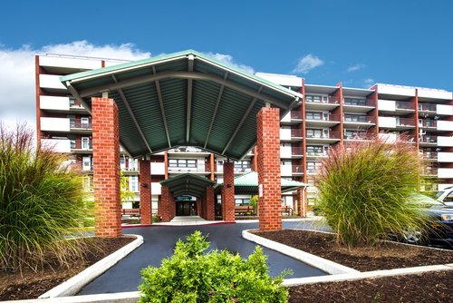 Mountain View Apartments in Cumberland, Maryland