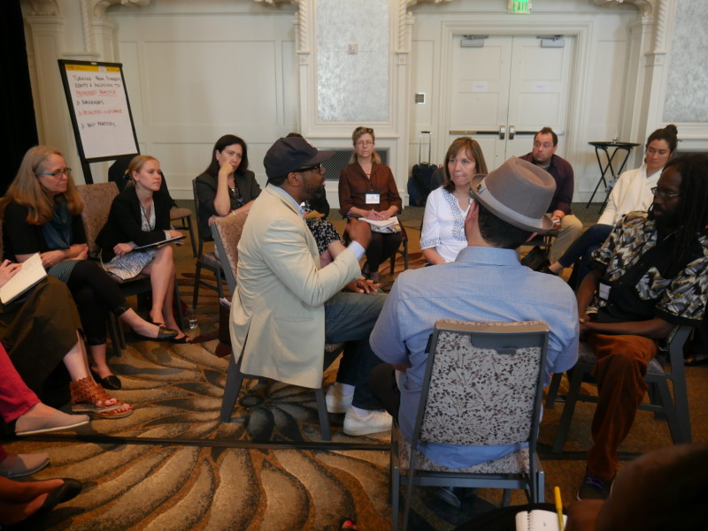 During its annual convening, NEWHAB brings together members and allies to find ways to overcome obstacles to their goal. Throughout the years, members form groups with shared focus – communities of practice – to address specific challenges.