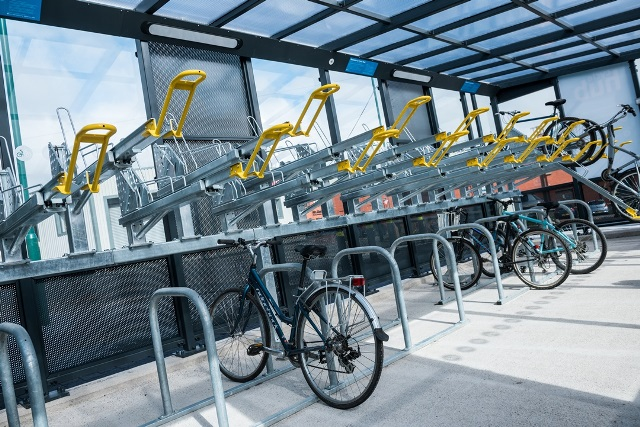 Oldham Cycle Hub 2