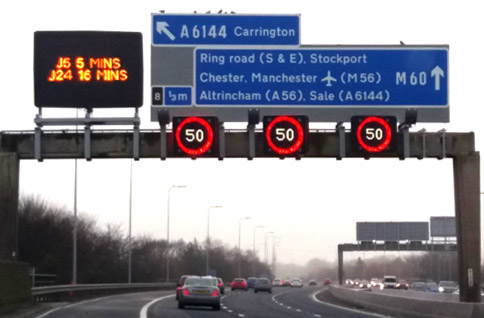 Motorway Speed Awareness