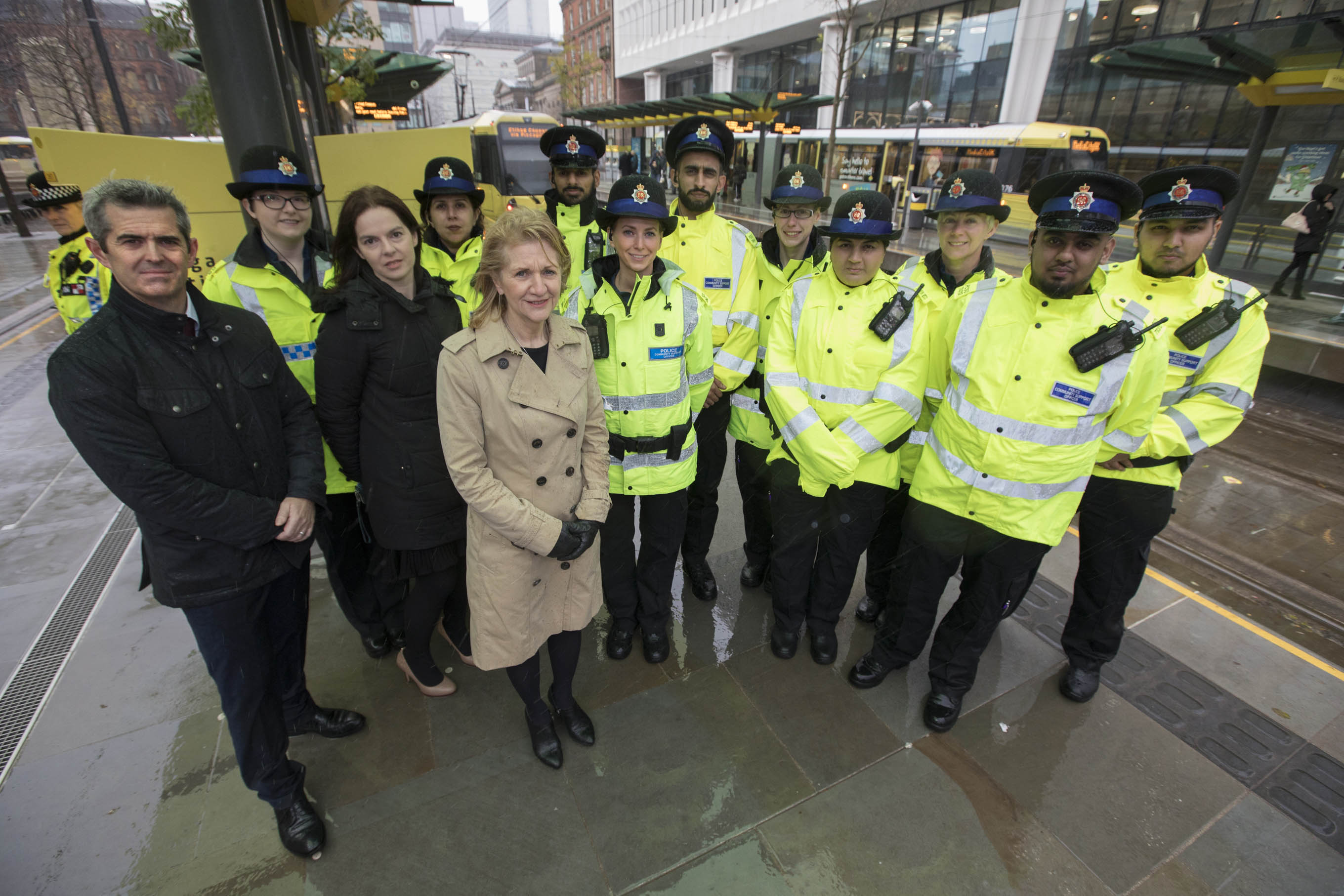 Ten new PCSOs for Travelsafe Partnership