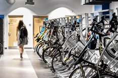 Cycle hub information