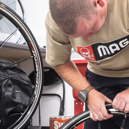 Basic bicycle maintenance