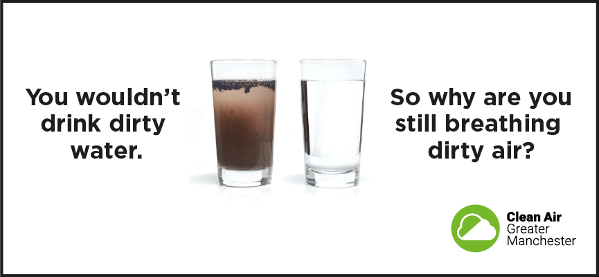 You wouldn't drink dirty water. So why are you still breathing dirty air?