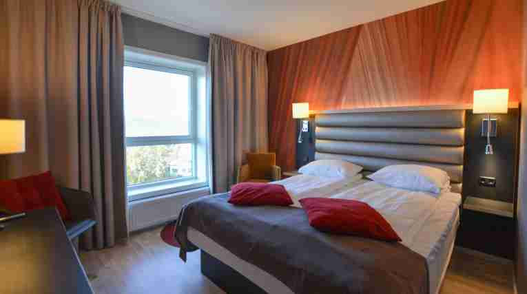 Double room, Quality Hotel Grand Royal, Narvik