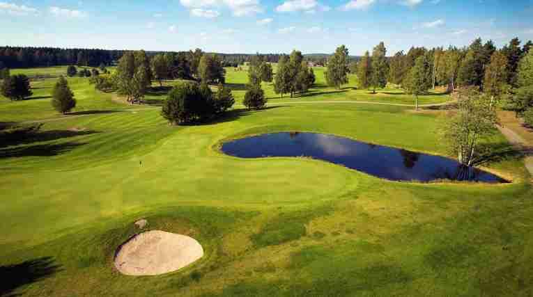 Karta Over Golfbanor I Sverige.Golfweekend I Sverige 3 Tips Pa Bra Golfresor Nordic Choice Hotels