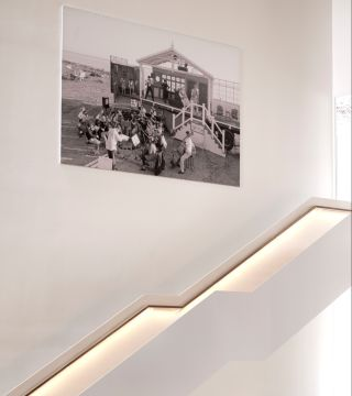 Photo in a staircase at Clarion Hotel Malmö Live_16_18