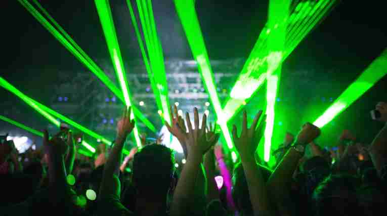 raised-hands-and-lazers-in-nightclub-party
