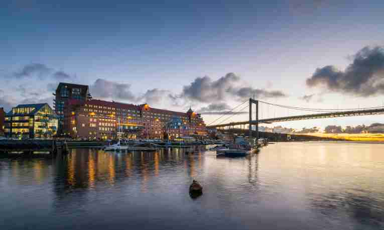 Quality Hotel Waterfront inn Gothenburg