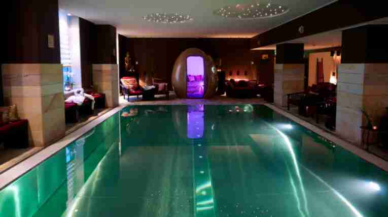 The Ni'mat Spa at Clarion Hotel Copenhagen Airport