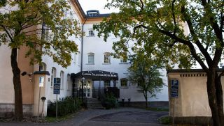 Karlstad -  exterior of Clarion Collection Hotel Bilan