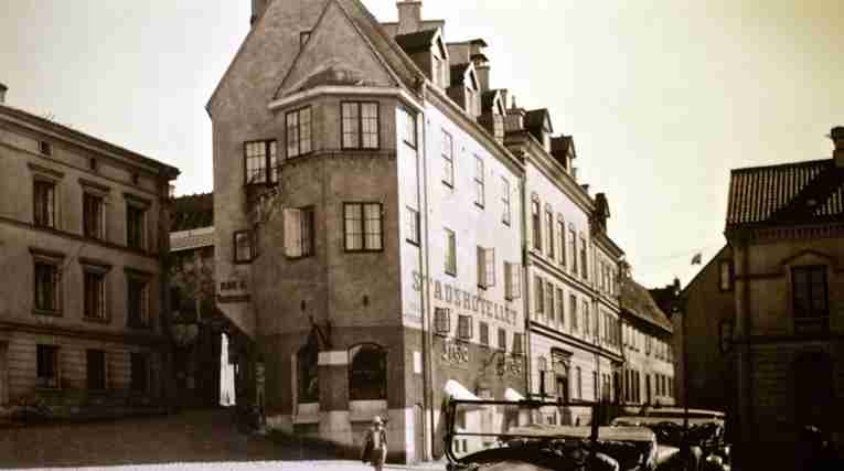 CL Wisby: Old exterior