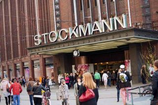Helsinki, Finland: Stockmann Department store