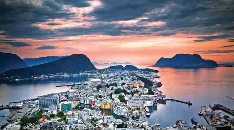 alesund-view