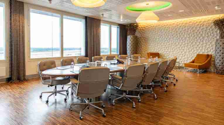 Clarion Hotel Arlanda Airport: London Heathrow, meeting room