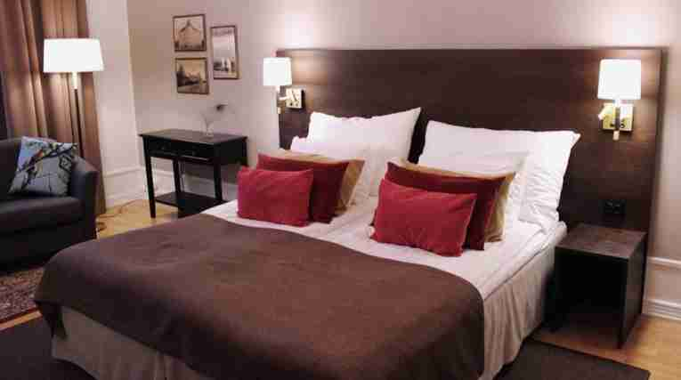 Superior Double Room at Clarion Collection Hotel Drott