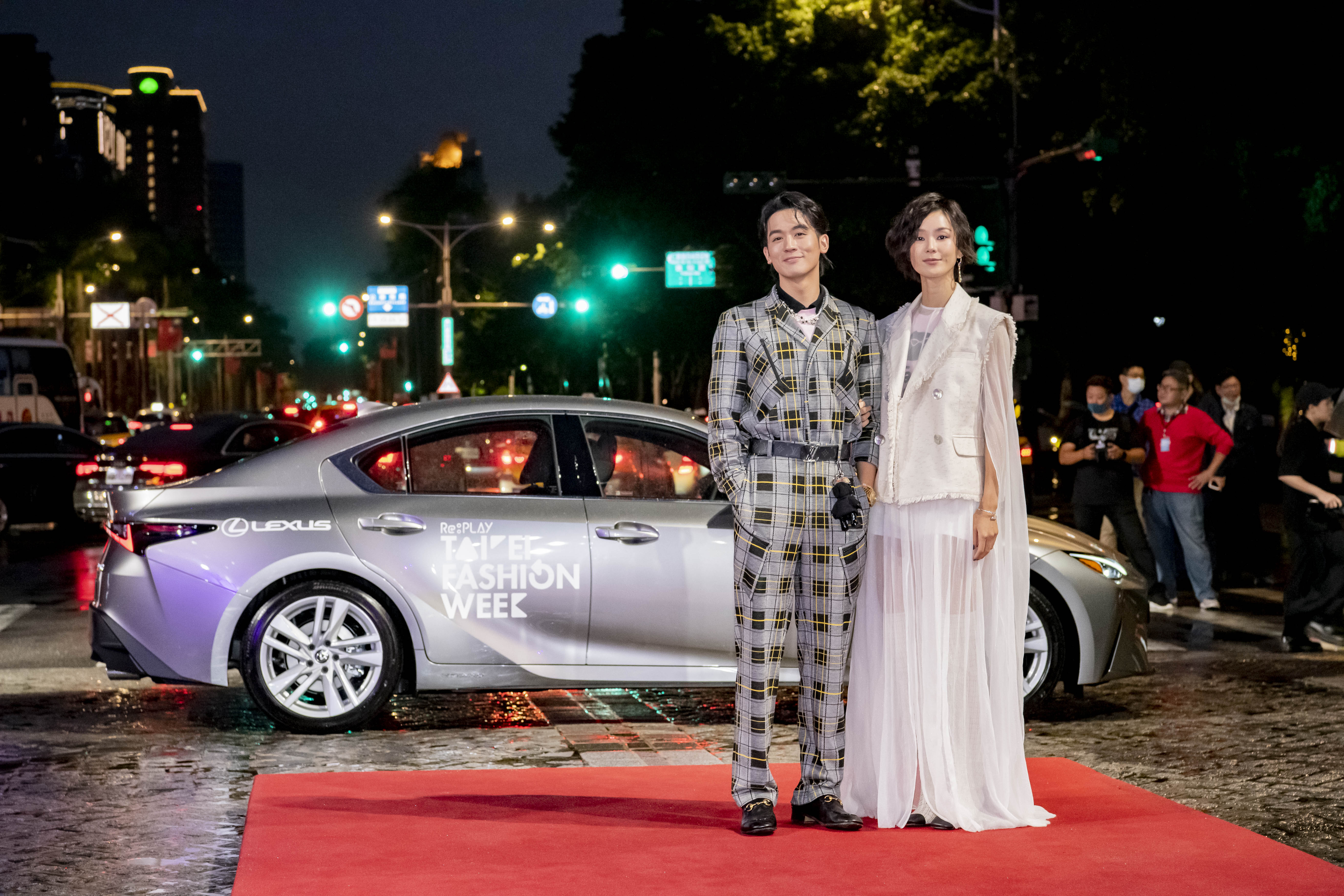 Lexus 1 - giles.heasman(何家樂) - Taiwan - Taipei Fashion Week x Vogue FNO - Sponsor 1