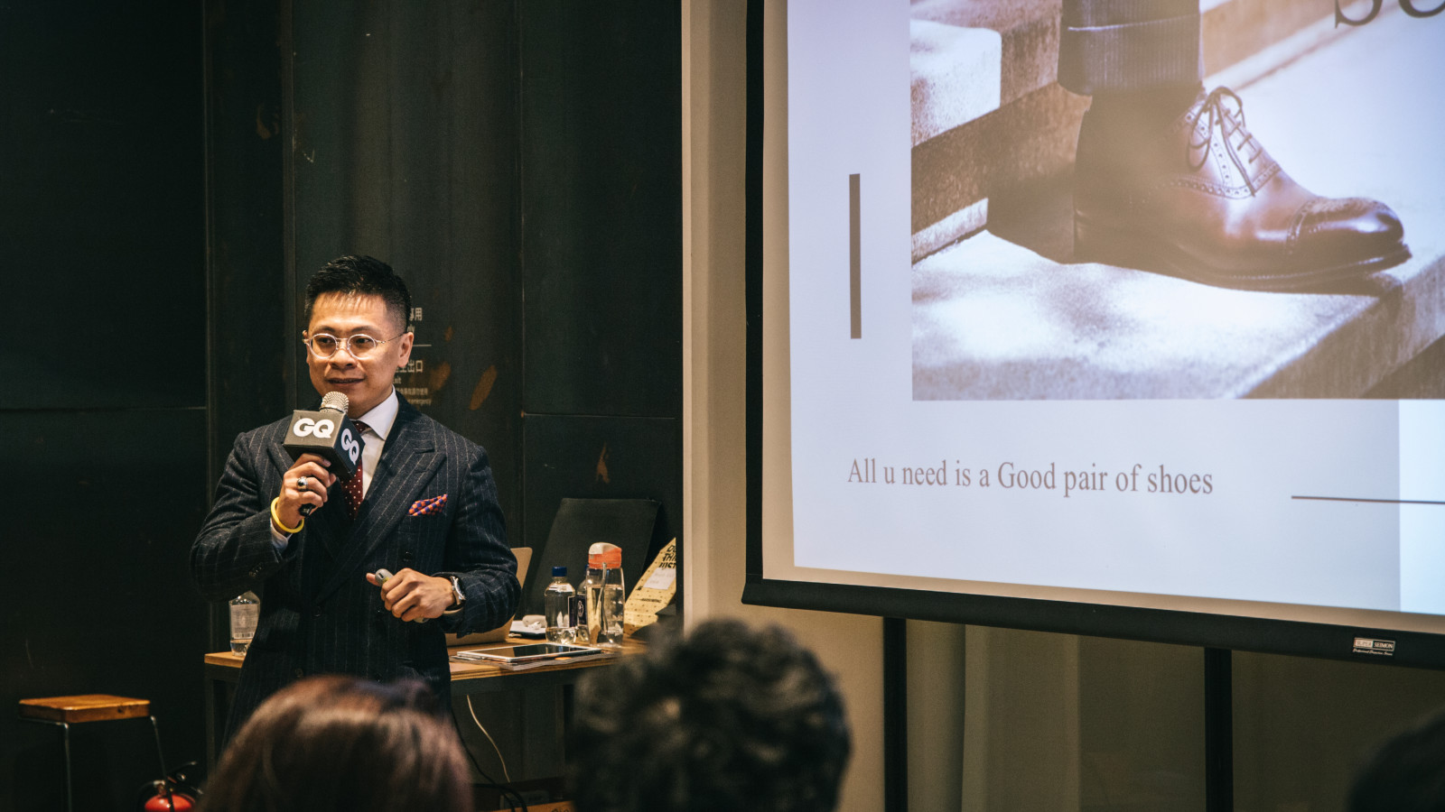 Workshop - giles.heasman(何家樂) - Taiwan - GQ Suit Walk