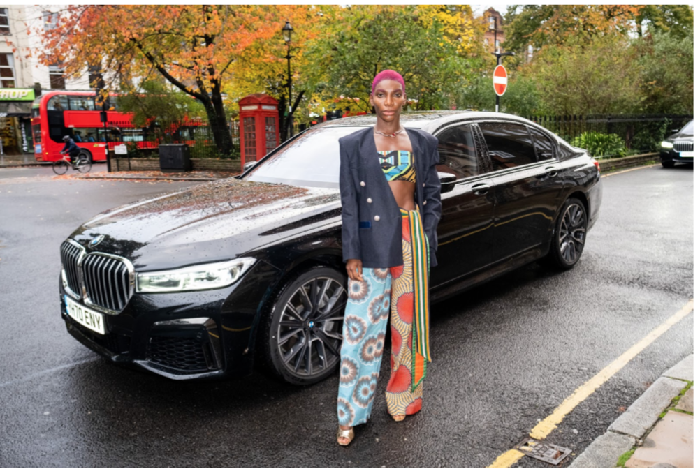 BMW 4 - Michelle Russell - UK - GQ - Heroes - Sponsor 1
