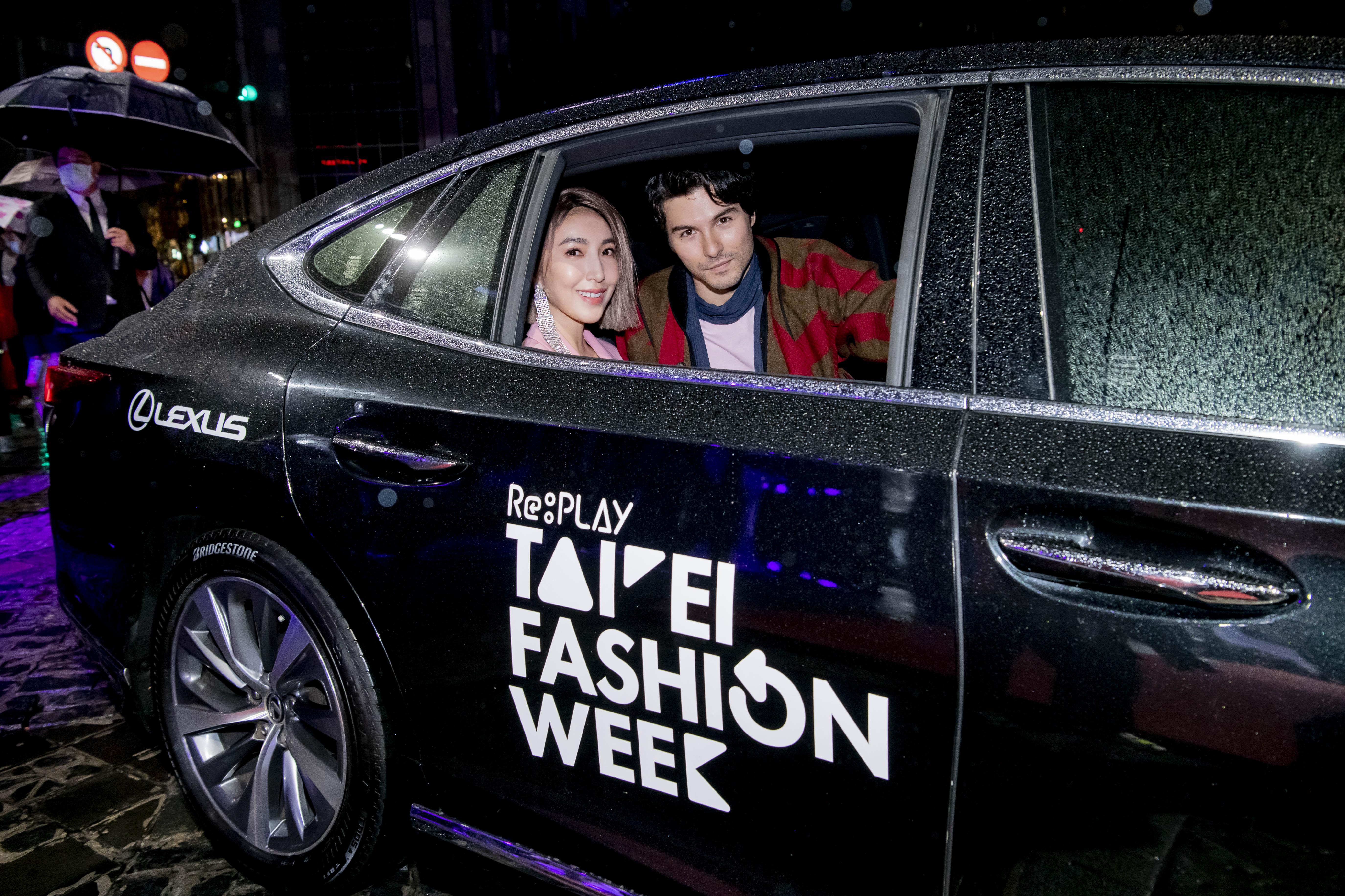 Lexus 4 - giles.heasman(何家樂) - Taiwan - Taipei Fashion Week x Vogue FNO - Sponsor 1