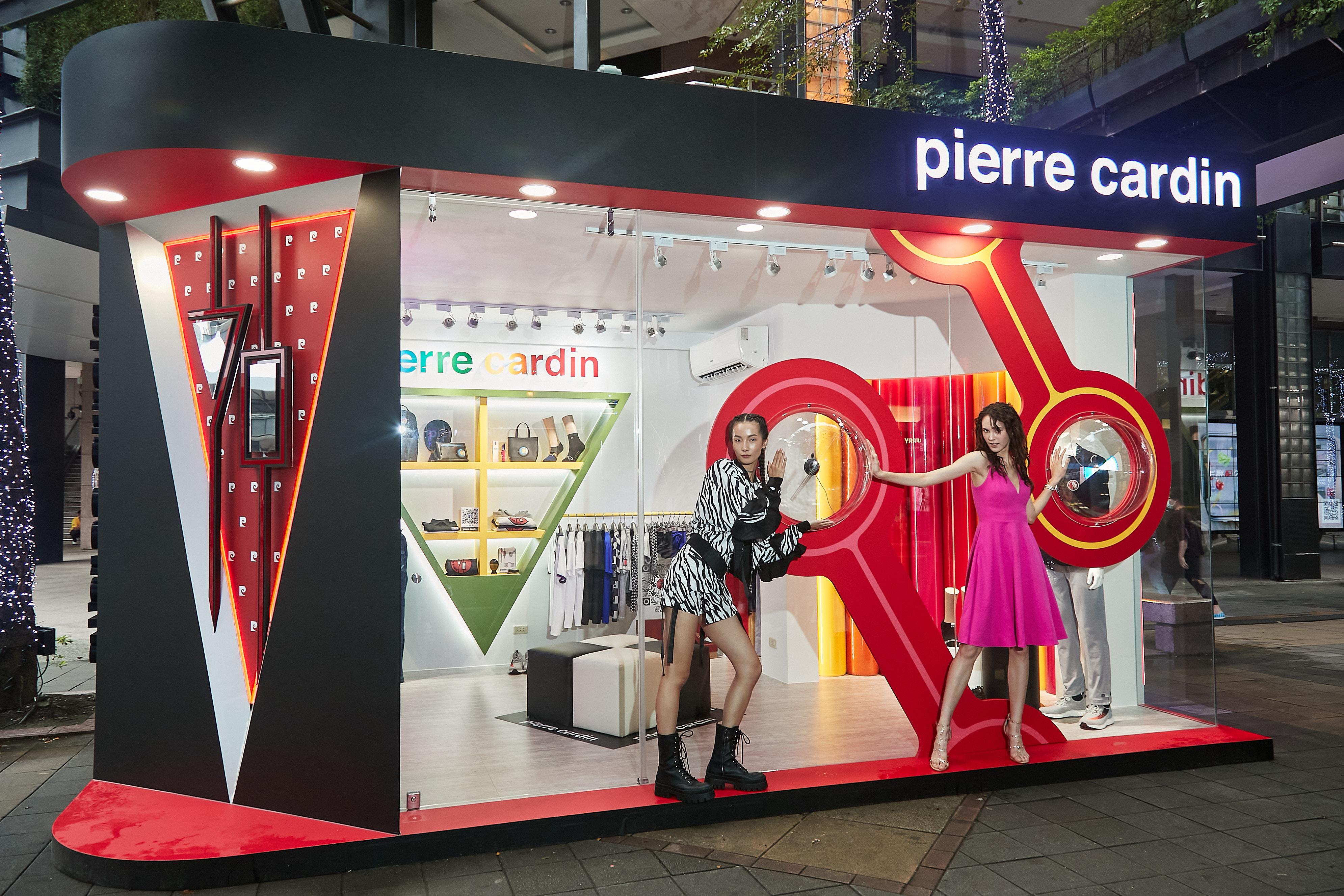 Pierre Cardin 5 - giles.heasman(何家樂) - Taiwan - Taipei Fashion Week x Vogue FNO - Sponsor 2