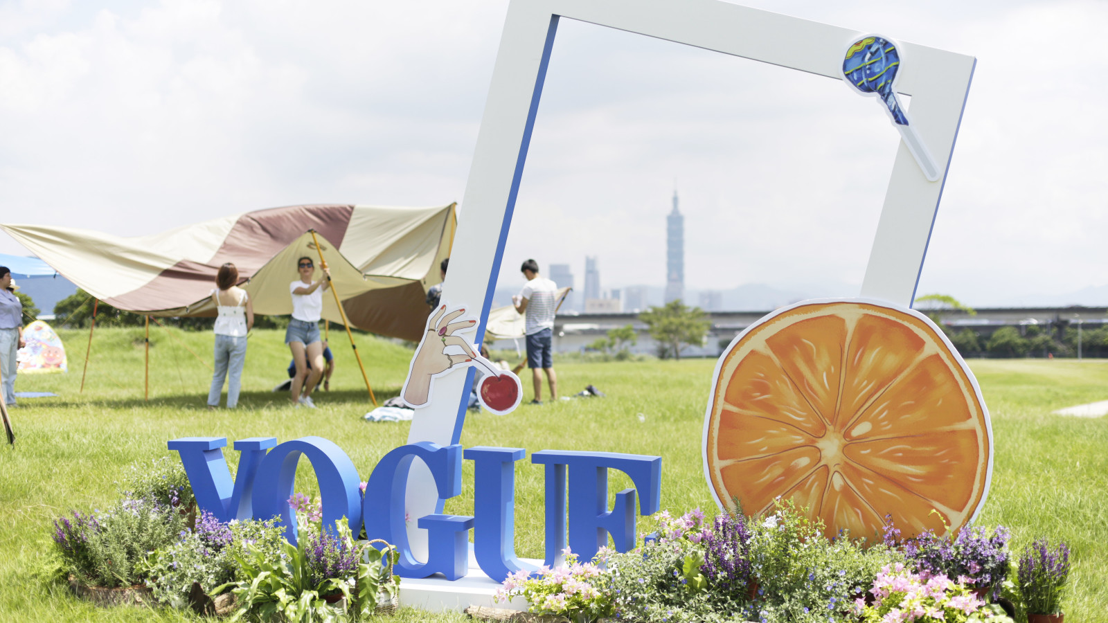 Vogue Picnic 4 - giles.heasman(何家樂) - Taiwan - Vogue Picnic