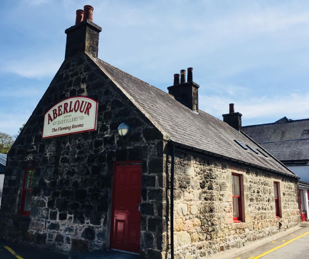 Aberlour - July 18 - Global - Location - Distillery - Madhura Phadnis - India - AD 100 - Sponsor 3