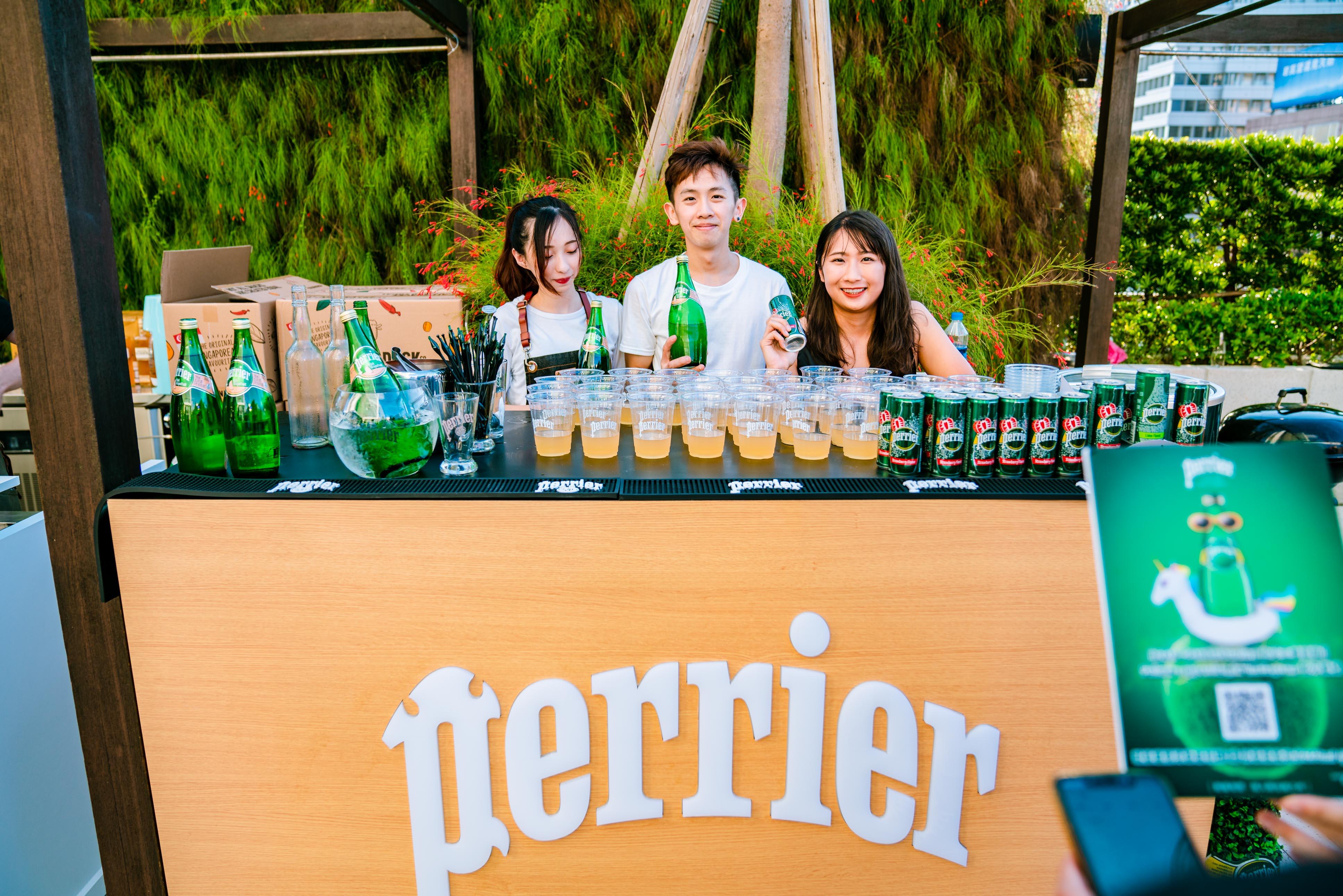 Perrier 1 - giles.heasman(何家樂) - Taiwan - GQ BarSurfing - Sponsor 1