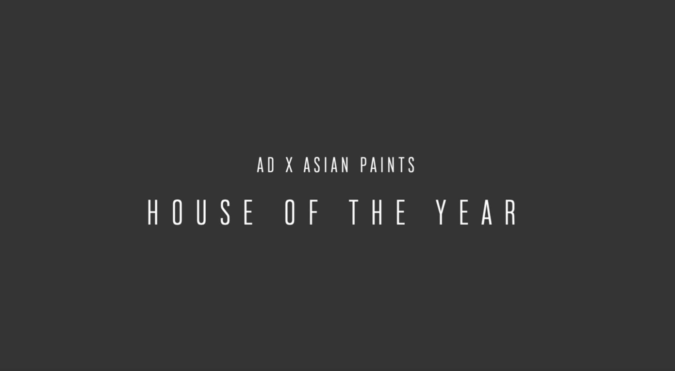 house of the year 1 - Madhura Phadnis - India - AD 100 - Sponsor 1