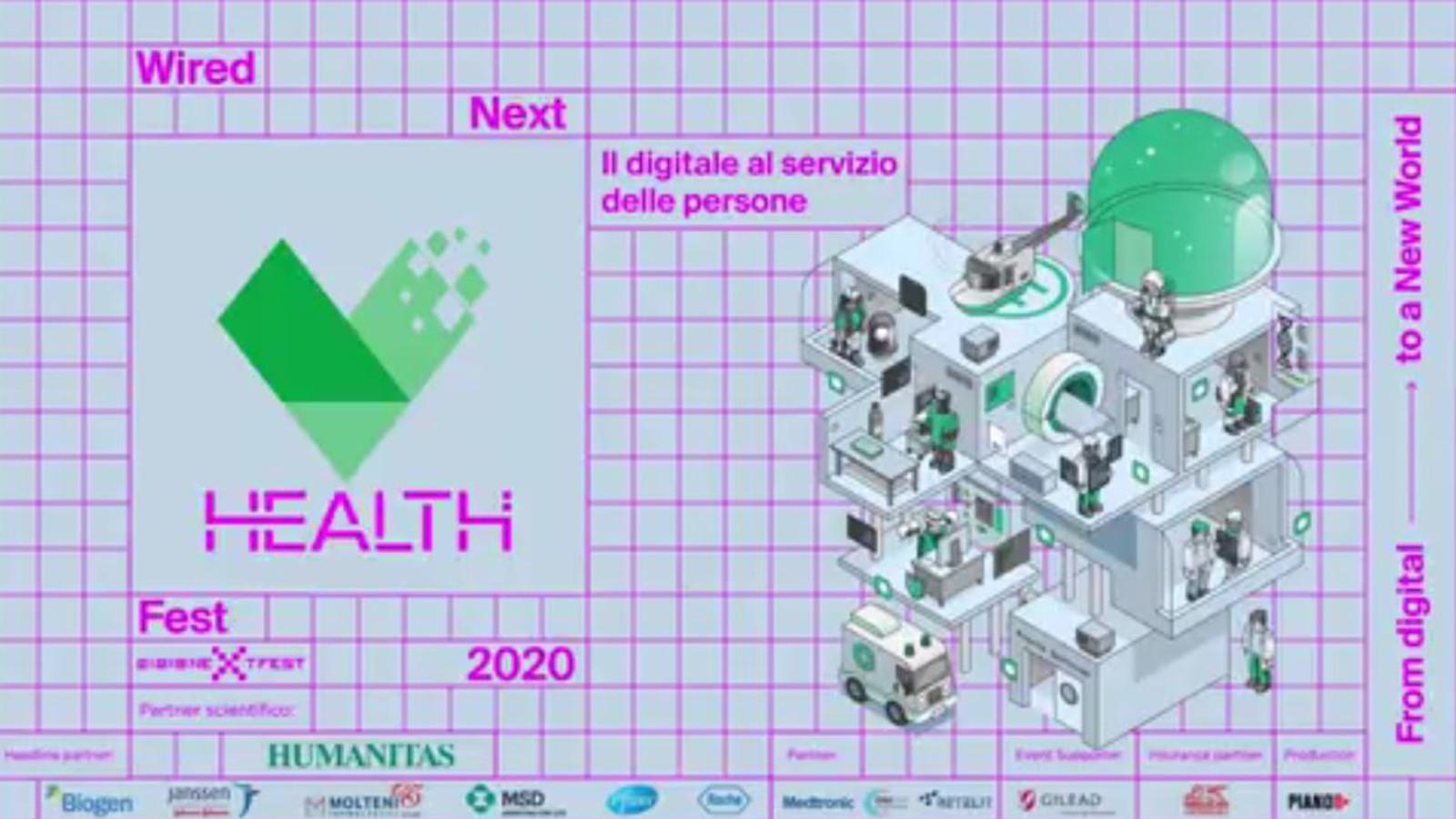 HEALTH 05 - Valentina Corio - Italy - Wired Health
