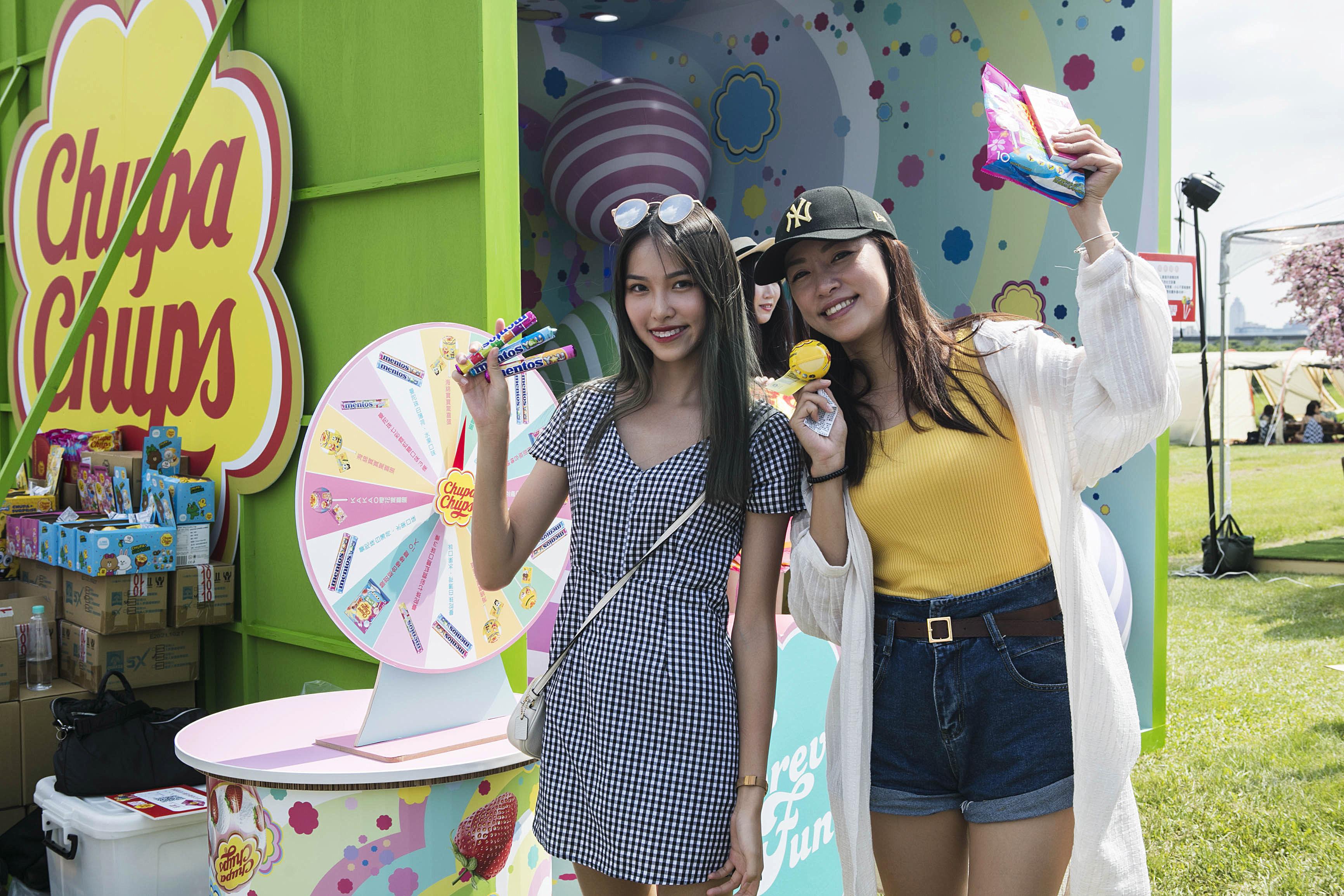 Chupa Chups 2 - giles.heasman(何家樂) - Taiwan - Vogue Picnic - Sponsor 2
