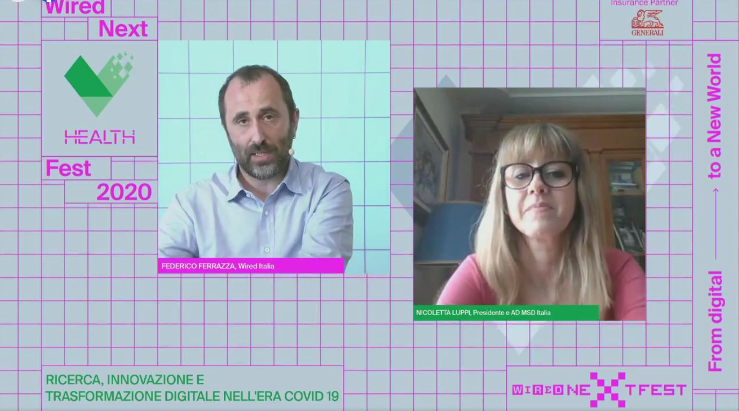 MSD SPONSOR 02 - Valentina Corio - Italy - Wired Health - Sponsor 3
