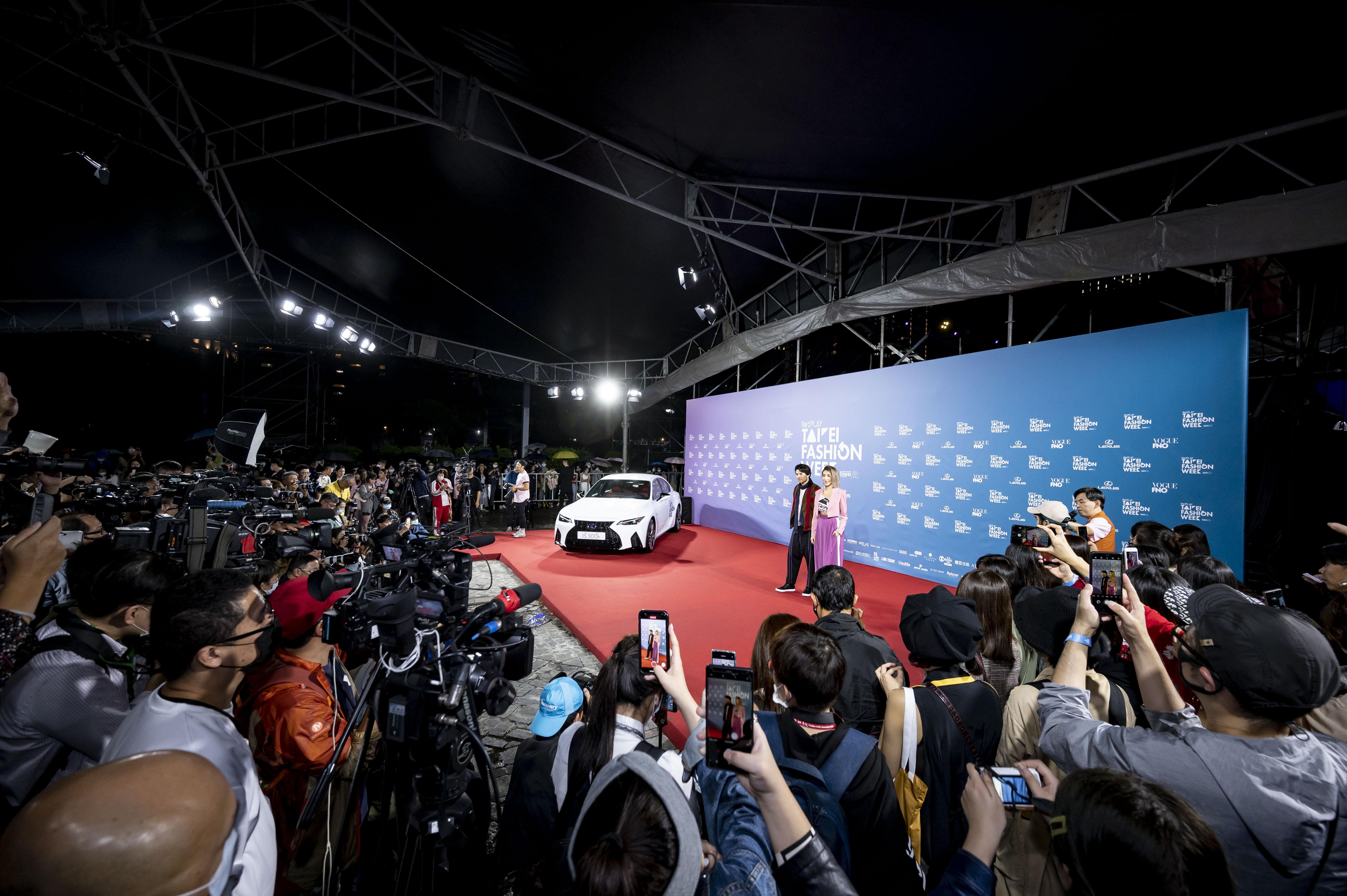 Lexus 3 - giles.heasman(何家樂) - Taiwan - Taipei Fashion Week x Vogue FNO - Sponsor 1