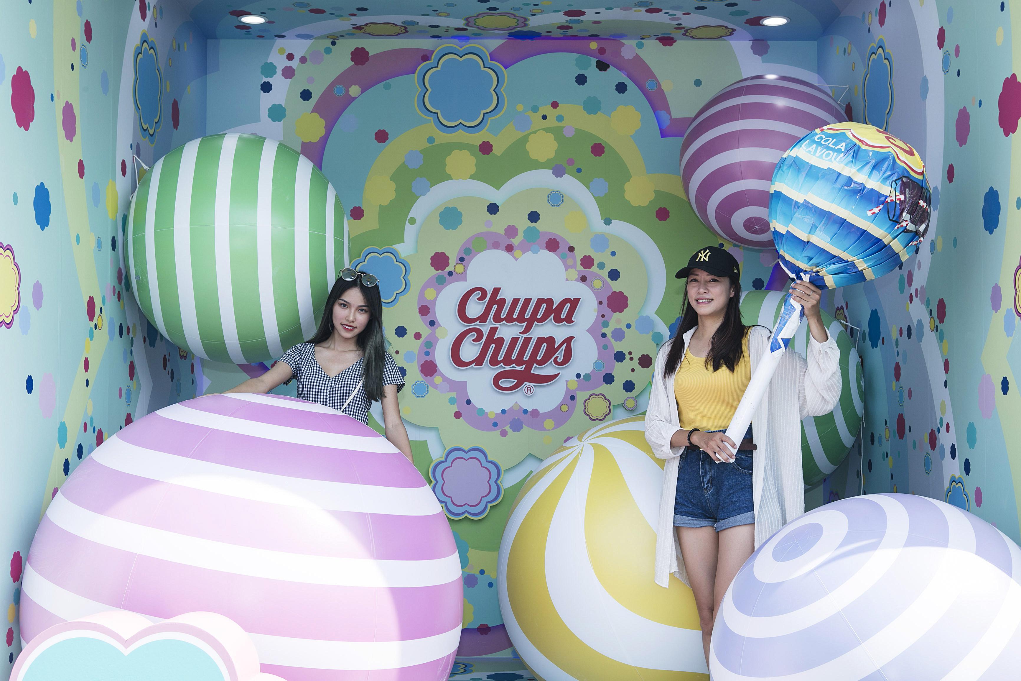 Chupa Chups 1 - giles.heasman(何家樂) - Taiwan - Vogue Picnic - Sponsor 2