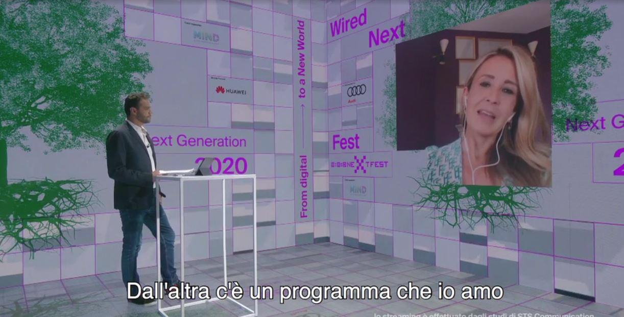 HUAWEI SPONSOR - Valentina Corio - Italy - Wired Next Fest - Sponsor 2