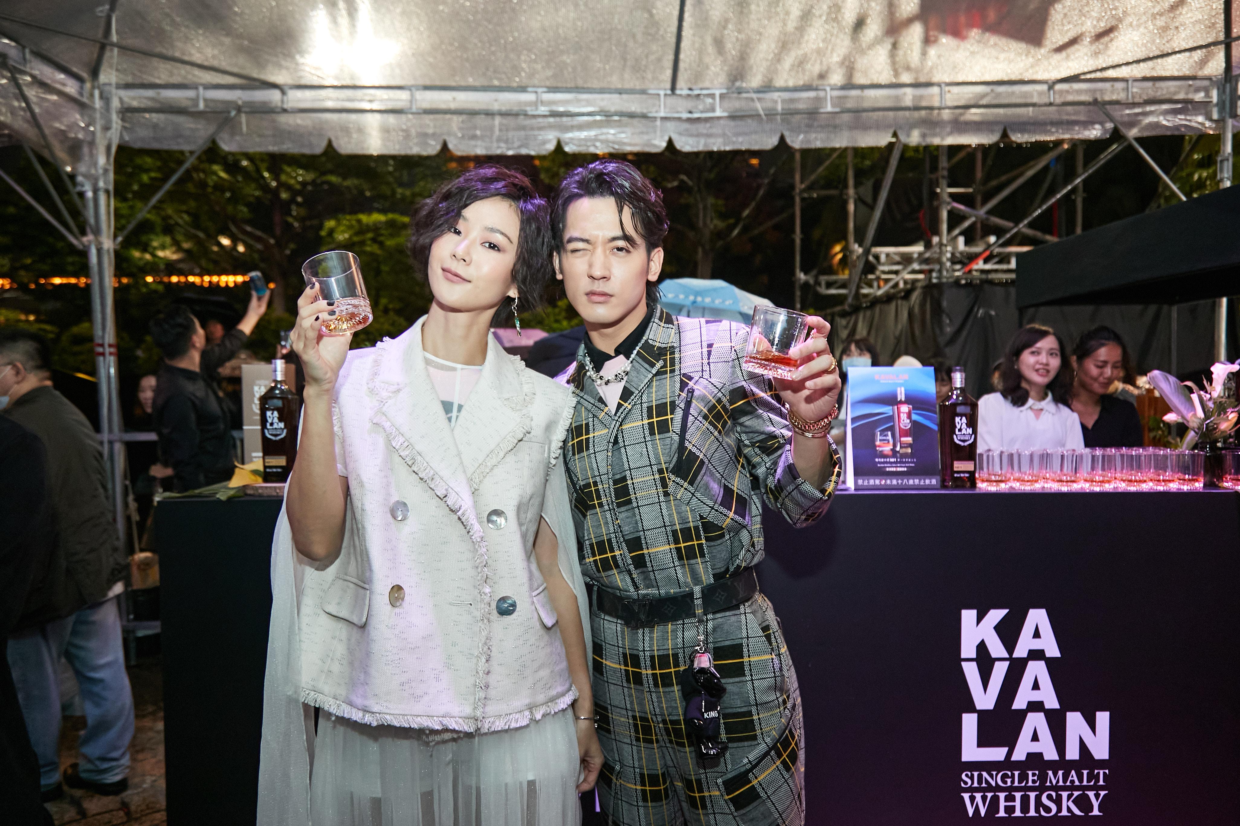 Kavalan Whisky 2 - giles.heasman(何家樂) - Taiwan - Vogue Taipei Fashion Week FNO - Sponsor 3