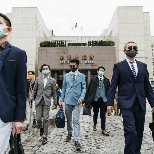 City hall 2 - giles.heasman(何家樂) - Taiwan - GQ Suit Walk
