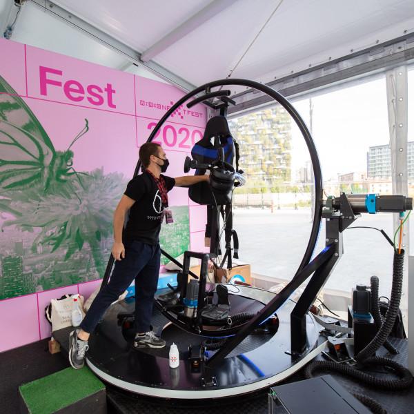 WNF 08 - Valentina Corio - Italy - Wired Next Fest