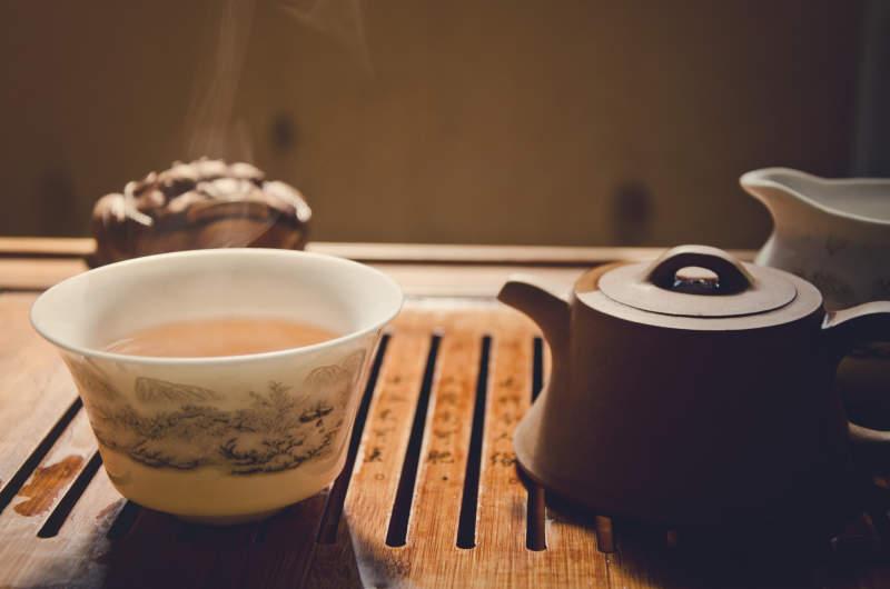 Записи о Ча Дао (Путь чая)